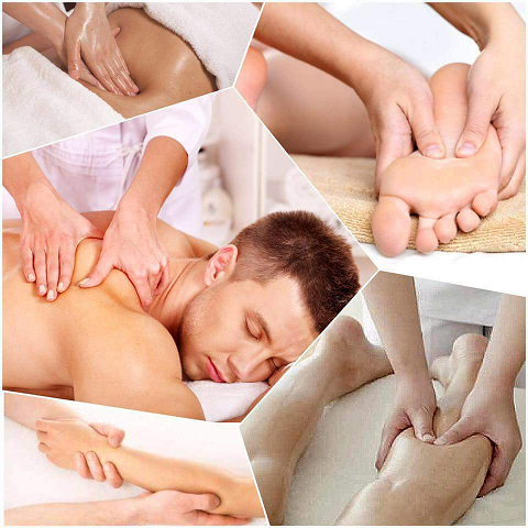 full body massage at home in mumbai
