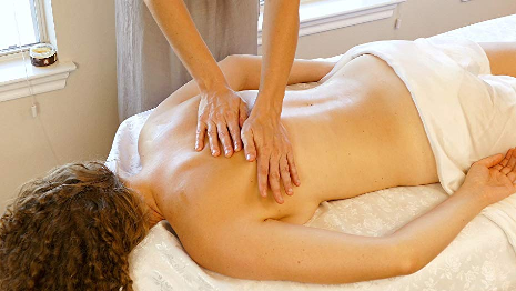 massage service at home in Mumbai